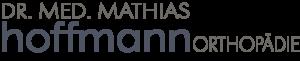 Logo hoffmann ORTHOPÄDIE